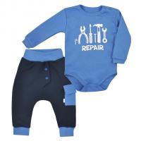 Body a tepláky Koala Repair , Velikost - 62 , Barva - Modrá