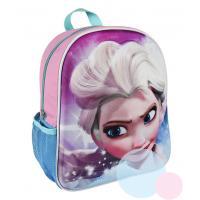 BATOH FROZEN 3D Elsa , Barva - Růžovo-modrá