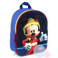 Batoh Mickey 3D , Barva - Modrá