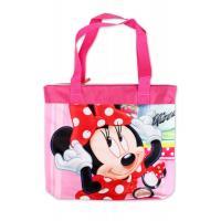 Taška Minnie Mouse , Barva - Tmavo ružová