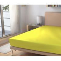 Jersey prestieradlo EXKLUSIVE , Barva - Žltá , Rozměr textilu - 60x120