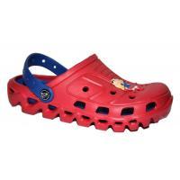 Sandály fajlon BUGGY , Velikost boty - 30 , Barva - Červená