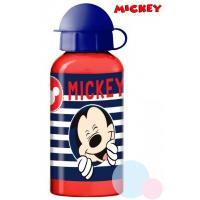 Lahev Mickey ALU , Barva - Modro-červená