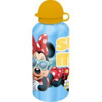 ALU Fľaša na pitie Minnie Splash , Barva - Modrá , Velikost lahve - 0,5 L
