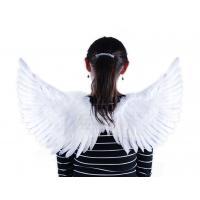 Andělská křídla se třpytkami , Barva - Biela
