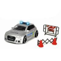 Audi RS3 policie česká verze , Barva - Strieborná