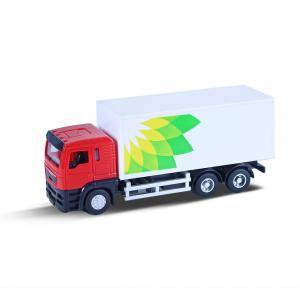 Auto kamion se zvukem a světlem , Barva - Barevná
