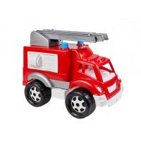 Auto plastové hasiči 30 cm , Barva - Červená