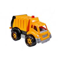 Auto plastové smetiari 32 cm , Barva - Žltá