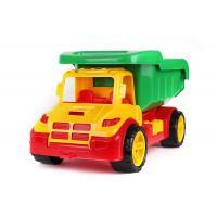 Auto plastové sklápač veľké 52 cm , Barva - Barevná