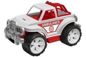 Auto plastové SUV ambulancie