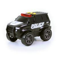 Auto Policie, se zvukem a světlem , Barva - Tmavo zelená