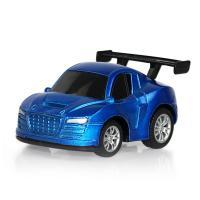Auto s křídlem , Barva - Modrá