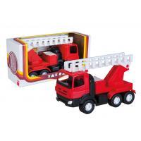 Auto Tatra Phoenix hasiči 30 cm , Barva - Červená