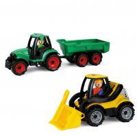 Auto Truckies set farma , Barva - Barevná