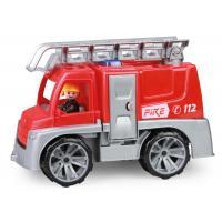 Auto TRUXX hasiči , Barva - Červená