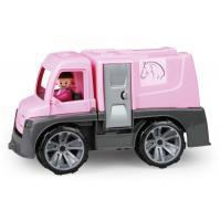 Auto TRUXX koňský transport , Barva - Ružová