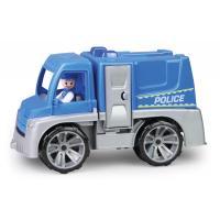 Auto TRUXX policie , Barva - Modrá