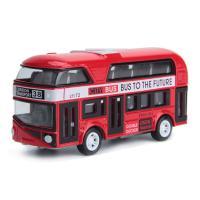 Autobus dvoupatrový Londýn , Barva - Červená