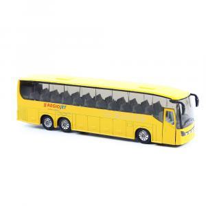 Autobus RegioJet, 19 cm , Barva - Žltá
