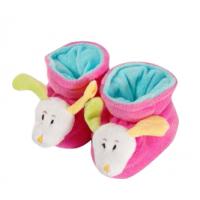 baby topánočky , Barva - Ružová