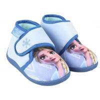 BAČKORY Ledové Království , Velikost boty - 24 , Barva - Modrá