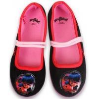 Papuče Čarovná Lienka , Velikost boty - 26 , Barva - Čierna