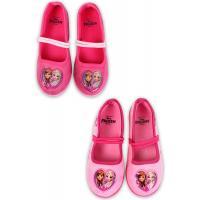 Papuče Frozen , Barva - Ružová , Velikost boty - 25