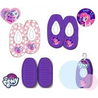 Papuče My Little Pony , Velikost boty - 29-30 , Barva - Fialová
