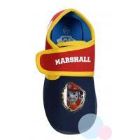 Papuče Paw Patrol Marshall , Barva - Modro-žltá , Velikost boty - 29