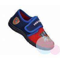 BAČKORY TLAPKOVÁ PATROLA , Barva - Modro-červená , Velikost boty - 25