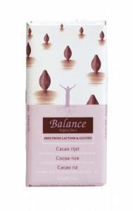 Balance čokoláda z ryžového mlieka , Velikost balení - 85g