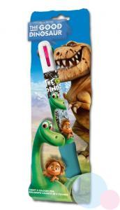 FAREBNE Pero Hodný Dinosaurus , Barva - Barevná