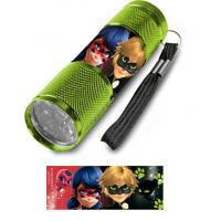 Baterka Čarovná Lienka LED , Barva - Zelená