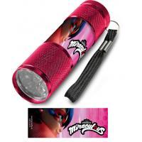 Baterka Čarovná Lienka LED , Barva - Ružová