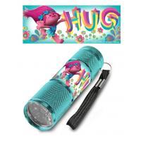 Baterka Trollovia HUG LED , Barva - Tyrkysová