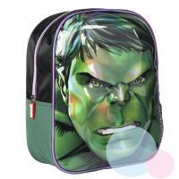 BATOH 3D HULK , Barva - Zelená