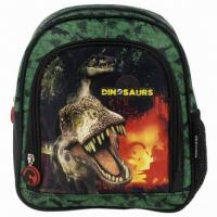 Batoh Dinosaurus , Barva - Zelená