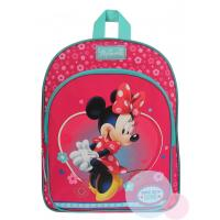 Batoh Disney Minnie , Barva - Malinová