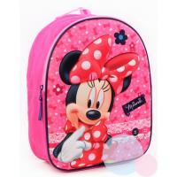 Batoh Minnie 3D , Barva - Ružová