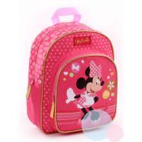 Batoh Disney Minnie , Barva - Tmavo ružová