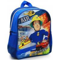 BATOH hasič Sam , Barva - Modrá