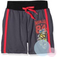 Bermudy Ninja Korytnačky , Barva - Antracitová , Velikost - 98