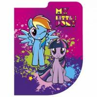 Blok My Little Pony A6 , Barva - Fialová