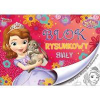 Blok na kreslenie Princezná Sofia , Barva - Ružová