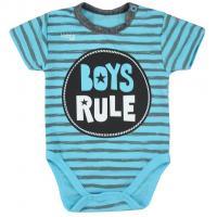 Body Koala Boys Rule , Barva - Modrá , Velikost - 62