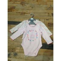 Body Little Flower 2ks , Velikost - 62