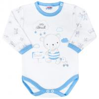 Body New Baby Bears , Barva - Modro-bílá , Velikost - 50