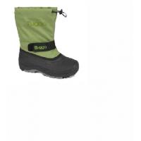 Topánky detské , Barva - Zelená , Velikost boty - 27