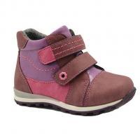 Boty zateplené Bugga , Velikost boty - 23 , Barva - Ružová